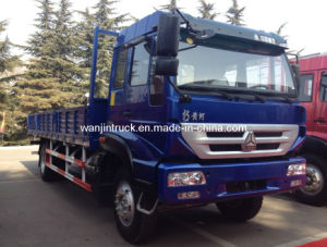 40 Ton 8*4 Cargo Truck with More Load pictures & photos