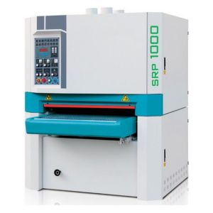 Precision Furniture Use Wide Belt Woodworking Sanding Machine pictures & photos