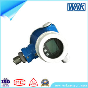 Explosion Proof Ssmart 4-20mA Pressure Sensor, Pressure Transmtiter with LCD Display pictures & photos