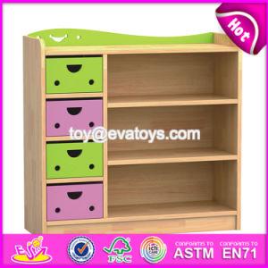 Best Design Combination Multi Wooden Kids Storage Cabinet W08c196 pictures & photos