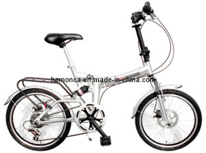 20inch Folding Bike with Disk Brake (F2019) pictures & photos