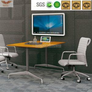 Modern Bamboo Grain Panel Executive Computer Desks (HY-60-0103) pictures & photos