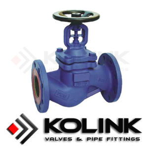 Bellows Seal Globe Valve in Carbon Steel/Stainless Steel pictures & photos
