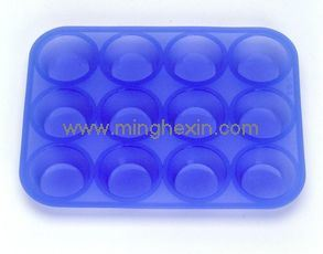 Blue Plastic Injection Pallet with ISO SGS