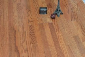 Three-Strip Engineered Wood Flooring pictures & photos