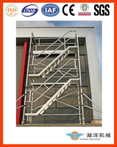 Ringlock Scaffolding System-Removable Exterior Stair Handrail pictures & photos