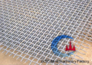 Steel Mesh for Separator (Vibrating Screen)