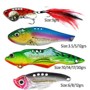 Fishing Vib Lure Blade Lure
