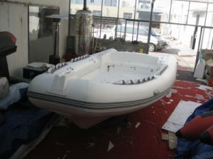 Inflatable Boat (RIB680)