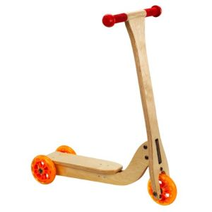 Wooden Scooter (Ts9514) pictures & photos