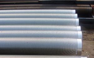 Wedge Wire Screen Pipe pictures & photos