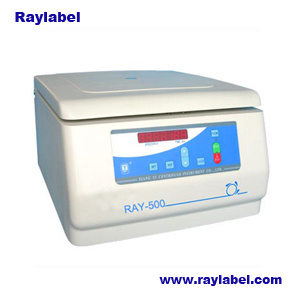 Table Top Low Speed Centrifuge for Lab Equipments (RAY-420/RAY-500/RAY-600) pictures & photos