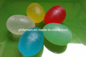 Hotsell Fitness Gym Hand Exercise Egg Squeeze Ball pictures & photos