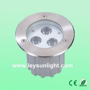 3W 24VDC LED Underground Lighting Fixture
