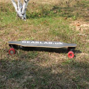 2017 Mini Longboard Electric 4 Wheels Kick Skateboard pictures & photos