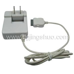 Europe Style Charger with Cable (JS-ACN011)