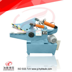 Hydraulic Scrap Metal Shear with Quality Guarantee (Q08-63) pictures & photos