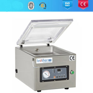 2015 Brother Table Top Single Chamber Vacuum Machinery Vm300 pictures & photos