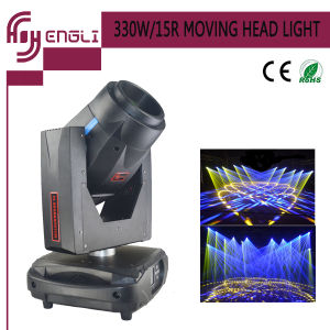 2015 New 330W Spot Moving Head Stage Light (HL- 330BSW) pictures & photos