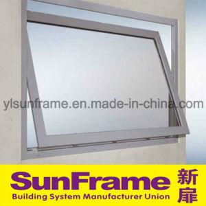 Aluminium Horizontal Pivot Window for Manufactory Office pictures & photos
