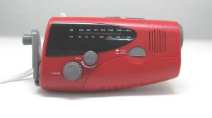 AM/ FM Radio Flashlight (LVC-286A)