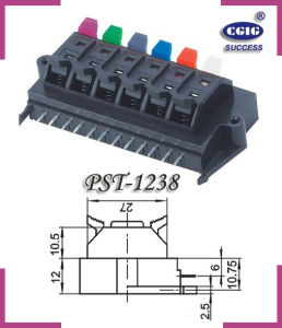 Push Terminal Board / Connector (PST-1238)