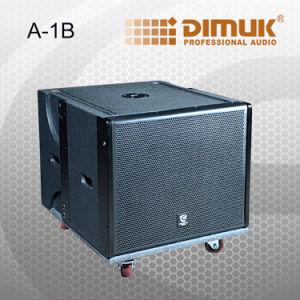800W 18 Inch Active Subwoofer (A-1B)