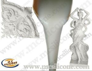 Fibrous Plaster Ornaments Moldmaking RTV Silicone Rubber pictures & photos