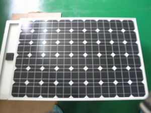Mono Solar Panel 100W (CNSDPV100(36)M5-50/45/35) pictures & photos