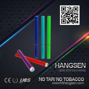 Metal E Cigarette D6 with Disposable Vaporizer pictures & photos