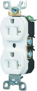 UL Listing, Commercial Grade, Tamper-Resistant, Duplex Receptacle pictures & photos