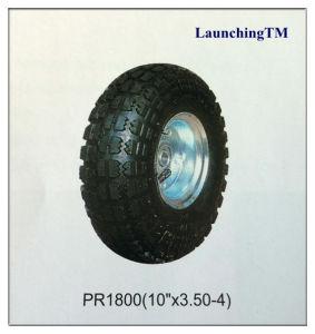 Rubber Wheel (PR1800)