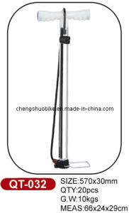 High Standard Quality and Cheap Price Bike Pump Qt-032 pictures & photos