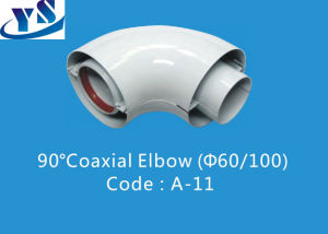 90 Degree Coaxial Elbow (A-11)