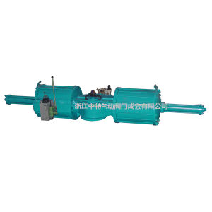 Pneumatic Actuator (Aw Series)