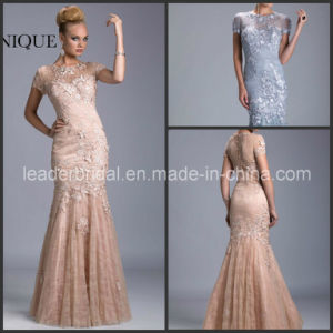 Lace Party Prom Formal Gowns Janique Evening Dress W035 pictures & photos