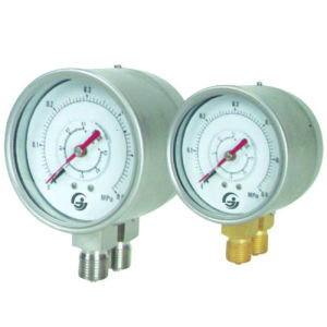 Differential Pressure Gauge pictures & photos