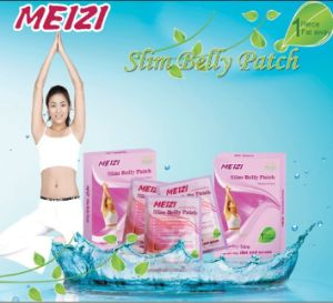 Best Partner of Slimming Soft Gel - Meizi Slim Belly Patch