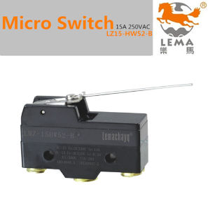 15A 250V Micro Limit Switch Z15-HW52-B pictures & photos