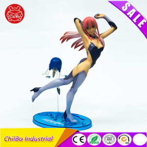 Custom Sexy PVC Beauty Action Figure Promotion Toys pictures & photos