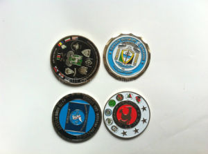 Professional Manufacturer of Challenge Coin
