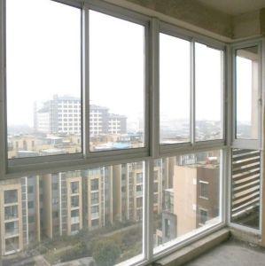 Official Fixed Aluminium Sliding Window (pH-8874) pictures & photos