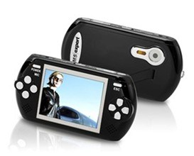 3.0 Inch TFT Screen Pmp Player with Game and Camera Function (KF-4-068)
