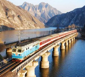 Freight Forwarding From China to Russia and Central Asia