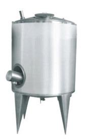 Ice Cream Aging Tank (BVC)