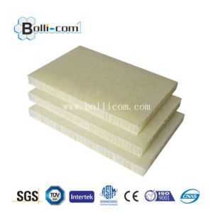 Composite Aluminum FRP Honeycomb Panel with Glass Fiber pictures & photos