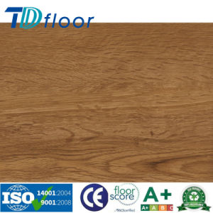 High Quality Stone Wood Design Luxury Vinyl Plank PVC Flooring for Ce Dibt Certificate pictures & photos