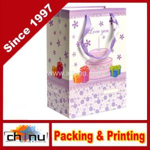 Promotion Shopping Paper Gift Bag (3225) pictures & photos
