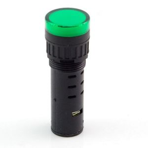Ad16 Green Indicator Lamp, Lamp, LED Lamp, LED Light, Warning Light, Signal Lamp pictures & photos