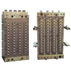 48cav. Preform Mould with Pin Valave Gate pictures & photos